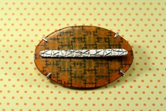 Carthenni brooch