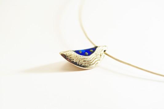 Wave necklace